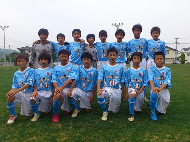 5月26日(土)vs今越FC